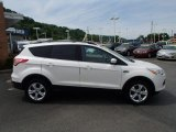 2013 Oxford White Ford Escape SE 2.0L EcoBoost 4WD #81634268