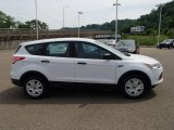 2013 Oxford White Ford Escape S #81634262