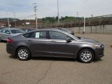 2013 Sterling Gray Metallic Ford Fusion SE #81634258