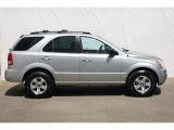 2003 Kia Sorento Diamond Silver Metallic