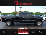 2003 Black Ford F250 Super Duty XLT Crew Cab 4x4 #81634161