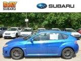 2012 WR Blue Mica Subaru Impreza WRX 5 Door #81634239