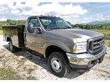 2004 Ford F350 Super Duty XL Regular Cab 4x4 Utility Truck Data, Info and Specs