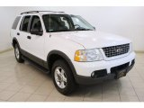 2003 Oxford White Ford Explorer XLT 4x4 #81634650