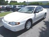 2003 White Chevrolet Monte Carlo LS #81685586