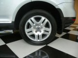 Volkswagen Touareg 2004 Wheels and Tires