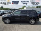 2013 Carbon Black Metallic GMC Acadia SLT AWD #81685003