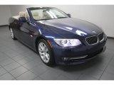 2011 Deep Sea Blue Metallic BMW 3 Series 328i Convertible #81685226