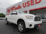 2007 Super White Toyota Tundra Limited Double Cab #81684862