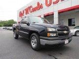 2006 Dark Blue Metallic Chevrolet Silverado 1500 LS Regular Cab #81684859