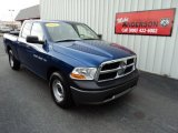 2011 Deep Water Blue Pearl Dodge Ram 1500 Sport Quad Cab 4x4 #81685543