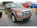 2011 Golden Bronze Metallic Ford F150 King Ranch SuperCrew #81684849