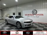 2010 Silver Ice Metallic Chevrolet Camaro LT/RS Coupe #81684846