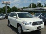 2010 Blizzard White Pearl Toyota Highlander Hybrid Limited 4WD #81685080
