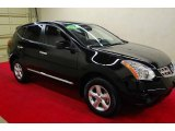2013 Super Black Nissan Rogue S Special Edition #81684955