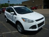 2013 Oxford White Ford Escape SE 1.6L EcoBoost 4WD #81684947