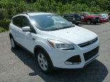 2013 Oxford White Ford Escape SE 1.6L EcoBoost 4WD #81684946