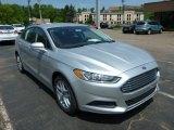 2013 Ingot Silver Metallic Ford Fusion SE 1.6 EcoBoost #81684941