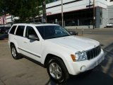 2006 Stone White Jeep Grand Cherokee Limited 4x4 #81685515