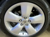 Acura RDX 2007 Wheels and Tires