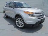 2013 Ingot Silver Metallic Ford Explorer XLT #81685066