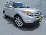 2013 Ingot Silver Metallic Ford Explorer Limited #81685065