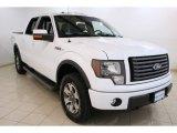 2011 Oxford White Ford F150 FX4 SuperCrew 4x4 #81685284