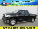2011 Black Toyota Tundra Double Cab 4x4 #81685502
