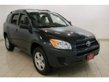 2010 Black Forest Pearl Toyota RAV4 I4 4WD #81685278