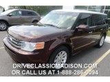 2010 Cinnamon Metallic Ford Flex SEL #81685274