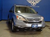 2011 Glacier Blue Metallic Honda CR-V EX 4WD #81684729