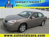 2008 Amber Bronze Metallic Chevrolet Malibu Classic LS Sedan #81685484