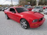 2007 Torch Red Ford Mustang GT Premium Coupe #81685477