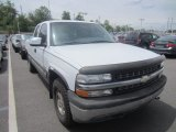 1999 Summit White Chevrolet Silverado 1500 Z71 Extended Cab 4x4 #81684715