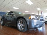 2013 Granite Crystal Dodge Charger SE #81685038
