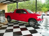 2008 Radiant Red Toyota Tundra Double Cab #81742268