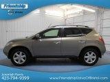 2004 Luminous Gold Metallic Nissan Murano SE AWD #81742053