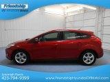 2012 Red Candy Metallic Ford Focus SE Sport 5-Door #81742052