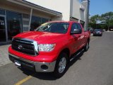 2011 Radiant Red Toyota Tundra Double Cab 4x4 #81742173
