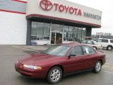 Ruby Red Oldsmobile Intrigue in 2002
