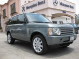 2005 Giverny Green Metallic Land Rover Range Rover HSE #81761183