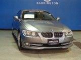 2011 Space Gray Metallic BMW 3 Series 328i Convertible #81761133