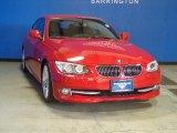 2011 Crimson Red BMW 3 Series 328i Convertible #81761132