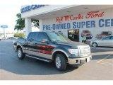 2011 Ebony Black Ford F150 Lariat SuperCrew #81770042