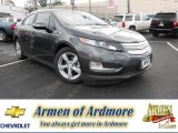 2013 Cyber Gray Metallic Chevrolet Volt  #81770181