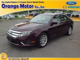 2011 Bordeaux Reserve Metallic Ford Fusion SEL #81770166