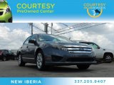 2011 Steel Blue Metallic Ford Fusion SE V6 #81770446