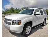2013 Chevrolet Tahoe Summit White
