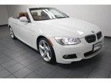 2013 Alpine White BMW 3 Series 335i Convertible #81770313
