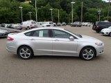2013 Ingot Silver Metallic Ford Fusion SE #81770069